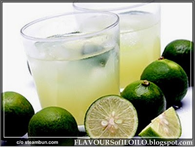 Freshly Squeezed Calamansi Juice