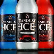 Tanduay Ice